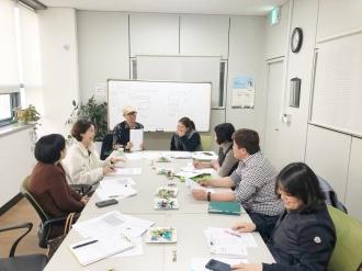 제 3차 동료지원가 활동지원사업 실무 TF 회의