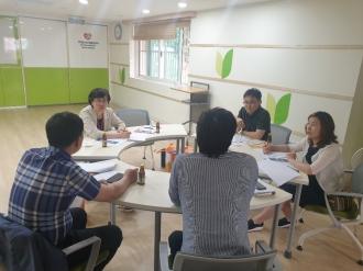 LH주택관리공단광주전남지부-광주광역정신건강복지센터 간담회