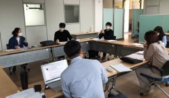 광주형 정신건강지원모델 활성화 실무 TF회의(1차)